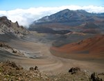 Haleakala Crater (Maui, HI)
