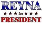 REYNA for president