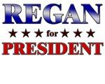REGAN for president