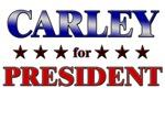 CARLEY for president