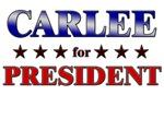CARLEE for president