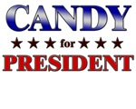 CANDY for president