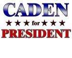 CADEN for president