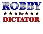 ROBBY for dictator