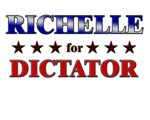 RICHELLE for dictator