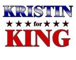 KRISTIN for king