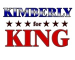 KIMBERLY for king