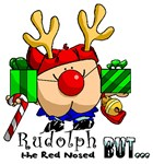 Rudolph The Red Nose But...