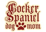 Cocker Spaniel Mom