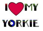 I LOVE MY YORKIE (CLICK HERE)