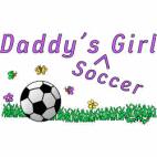 Daddy's Soccer Girl