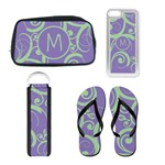 Whimsical Purple Pattern Gifts