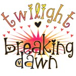 Breaking Dawn T-Shirts and Gifts