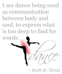 Dance Quote with Attitude