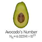 Avocado's Number