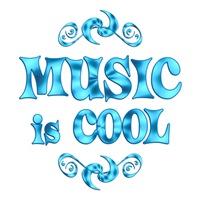 <b>MUSIC IS COOL</b>
