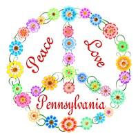 <b>PEACE LOVE PENNSYLVANIA</b>