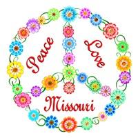 <b>PEACE LOVE MISSOURI</b>