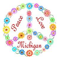<b>PEACE LOVE MICHIGAN</b>