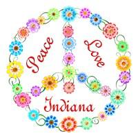 <b>PEACE LOVE INDIANA</b>