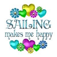 <b>SAILING HAPPINESS</b>