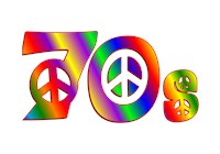 <b>70s PEACE SIGN</b>