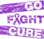 Fibromyalgia Go Fight Cure Shirts
