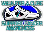 Thyroid Cancer Walk For A Cure Shirts