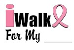 I Walk For Breast Cancer T-Shirts & Gifts