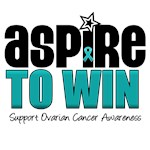 Aspire to Win Ovarian Cancer T-Shirts & Gifts