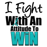 I Fight to Win Ovarian Cancer T-Shirts