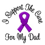 Alzheimer's Cure For My Dad T-Shirts