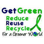 Get Green For The Environment T-Shirts & Gifts