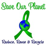Save Our Planet Environment T-Shirts & Gifts