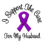 Alzheimer's Cure For My Husband T-Shirts