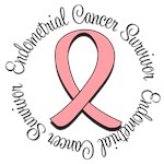 Endometrial (Uterine) Cancer Survivor T-Shirts