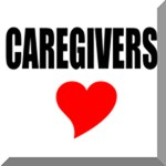 Caregiver Ribbon Awareness Gifts