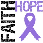 Faith Hope Pancreatic Cancer T-Shirts & Gifts