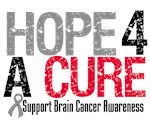 Hope 4 a Cure Brain Cancer Shirts & Gifts