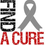 Find A Cure Brain Cancer Shirts & Gifts