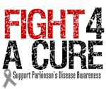 Parkinson's Disease FIGHT 4 A CURE Shirts & Gifts