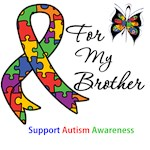 Autism Support Brother Shirts & Gifts