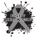 BrainCancer FightLikeAGirl Paint