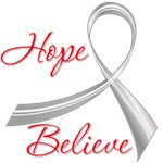 Brain Cancer Hope Believe