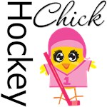 Hockey chick