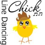 Line Dancing Chick