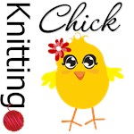 Knitting Chick