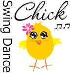 Swing Dance Chick