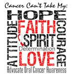 Oral Cancer Can't Take Hope