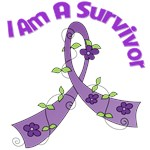 Pancreatic Cancer I'm a Survivor Shirts & Gifts